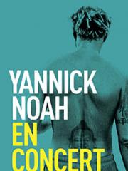 Theatre spectacle : YANNICK NOAH - SALLE DE L'ETOILE - CHATEAURENARD