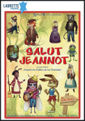 Theatre spectacle : Salut jeannot