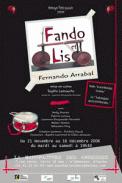 Theatre spectacle : Fando et lis
