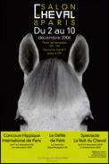 Theatre spectacle : SALON DU CHEVAL DE PARIS