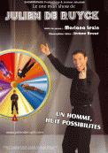 Theatre spectacle : Un homme - huit possibilit�s