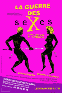 Theatre spectacle : La guerre des sexes !