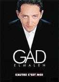 Theatre spectacle : GAD ELMALEH