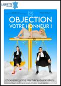 Consulter les détail du spectacle : Objection votre honneur149143