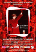 Theatre spectacle : Jeanine, premi�re ouvreuse 2