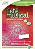 Theatre spectacle : MAÎTRISE DU CONSEIL GENERAL - LOIRE ETE MUSICAL 2009