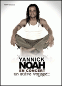 Theatre spectacle : YANNICK NOAH