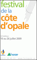 Theatre spectacle : RAPHAEL + COCK ROBIN FESTIVAL DE LA COTE D\'OPALE