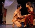 Theatre spectacle : ULYSSE LE RETOUR DE TROIE LES MUSICALS 2009