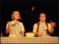 Theatre spectacle : FAITES COMME CHEZ FOUS !