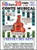 Theatre spectacle : UKULELE MAGIQUE
