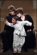 Theatre spectacle : HAROUN ET LA MER DES HISTOIRES