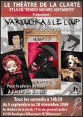 Theatre spectacle : VARIOUCHKA ET LE LOUP