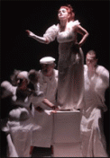 Theatre spectacle : YAEL TAUTAVEL OU L\'ENFANCE DE L\'ART