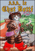 Theatre spectacle : AAA, LE CHAT BOTTE