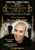 Theatre spectacle : NABIL  The french touche of bled art