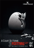 Theatre spectacle : A COURT DE FORME
