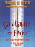 Theatre spectacle : A LA RECHERCHE DE MAMIE JEDETI CA CHAUFFE EN FEVRIER 2010
