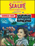 Theatre spectacle : AQUARIUM SEALIFE