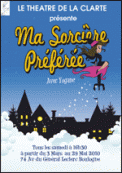 Theatre spectacle : MA SORCIERE PREFEREE