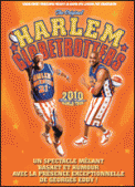 Theatre spectacle : HARLEM GLOBETROTTERS