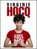 Theatre spectacle : C\'EST TOUT MOI - VIRGINE HOCQ