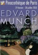 Theatre spectacle : EDVARD MUNCH OU L\'ANTI CRI