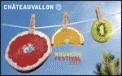 Theatre spectacle : A CHAQUE VENT LE PAPILLON... FESTIVAL CHATEAUVALLON 2010