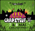 Theatre spectacle : E. KUSTURICA & THE NO SMOKING ORCH. 10ème FESTIVAL CHAPITEUF