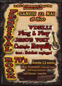 Theatre spectacle : VDELLI+PLUG & PLAY+JESUS VOLT +CHRISTOPHE MARQUILLY+NATCHEZ