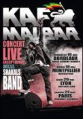 Theatre spectacle : KAF MALBAR & SHAKALS BAND