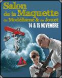 Theatre spectacle : SALON DE LA MAQUETTE ET DU MODELISME