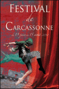 Theatre spectacle : QU\'EST-CE QU\'ON ATTEND ? LE FESTIVAL DE CARCASSONNE
