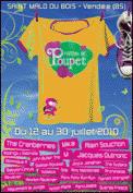 Theatre spectacle : VAGUEMENT LA JUNGLE+JACQUES DUTRONC FESTIVAL DE POUPET 2010