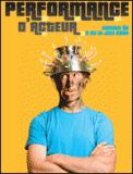 Theatre spectacle : FABRICE EBOUE 30E FESTIVAL PERFORMANCE D\'ACTEUR