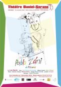 Theatre spectacle : Pablo zani � l\\\'�cole