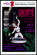 Theatre spectacle : Salomé