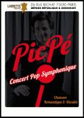 Theatre spectacle : Picp� en concert