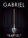 Theatre spectacle : GABRIEL - RAPPEL