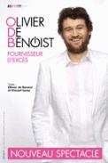 Theatre spectacle : OLIVIER DE BENOIST  FOURNISSEUR D\'EXCES