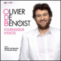 Theatre spectacle : OLIVIER DE BENOIST