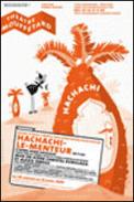 Theatre spectacle : HACHACHI LE MENTEUR