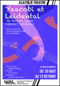 Theatre spectacle : YAACOBI & LEIDENTAL