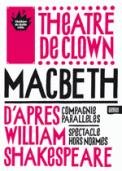 Theatre spectacle : MACBETH