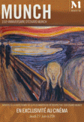 Theatre spectacle : EDVARD MUNCH