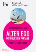 Theatre spectacle : YARON HERMAN QUARTET - ALTER EGO(S) FESTIVAL D\'ILE DE FRANCE 2013