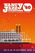 Theatre spectacle : S.RILEY - MOHAMED ABOZEKRY & HEEJAZ NANCY JAZZ PULSATIONS 2013