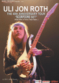 Theatre spectacle : ULI JON ROTH  FAMOUS GUITAR FESTIVAL