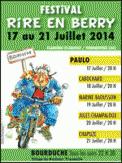 Theatre spectacle : CABOCHARD + BOURDUCHE VILLAGE FESTIVAL RIRE EN BERRY