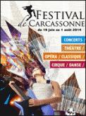 Theatre spectacle : GAD ELMALEH  LE FESTIVAL DE CARCASSONNE